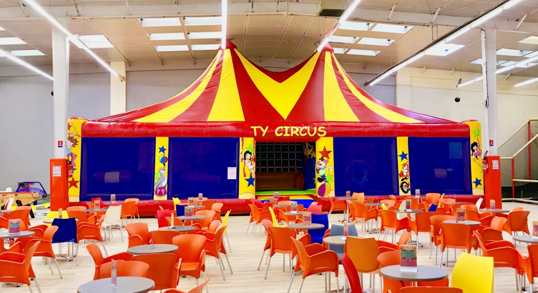 NOUVEAUTÉ à Ty Circus Brest